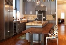 Designing the Kitchen / by raina ramirez