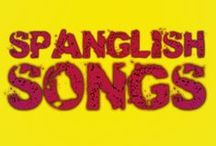 Spanglish Songs / Videos of songs that mix English and Spanish in their lyrics. #Spanglish #Songs #Videos #Music Read the full post here: http://www.speakinglatino.com/the-ultimate-playlist-of-13-spanglish-songs/