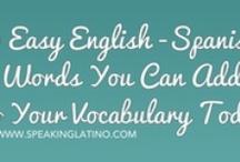 Languages / Resources on Language learning #Infograhics #Language / by Speaking Latino