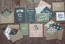 I ♥ Stationery/Invites / by Angela Truzinski