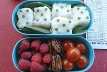 Plant based lunchboxes and ideas (meat and dairy free) / Meatless and dairy free ideas for lunch packing and leftovers