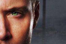Jensen Ackles / by Richard Womacks