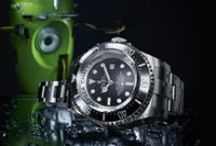 Rolex at Exclusively Diamonds / by Exclusively Diamonds