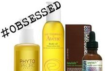 Our Obsessions / The hottest beauty products that we can't get enough of... we're #obsessed!