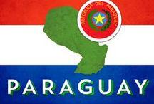 Paraguay Spanish / Paraguayan Spanish Language | Paraguayan Spanish Pronunciation | Paraguayan Spanish Words | Español de Paraguay | Español Paraguayo | Guaraní | Paraguayan Culture / by Speaking Latino