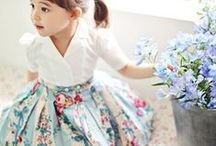Girls clothing  and styling / Pretty clothing and styling inspiration for girls
