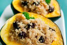 Autumn Harvest / Pumpkin, apples, squash. Autumnal cuisine at its finest.
