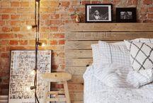 bedroom / by Myra Dawson