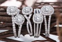 Naledi Collection at Exclusively Diamonds / Bridal rings and fashion jewelry that are reminiscent of the way life and love should be... Simply Beautiful.