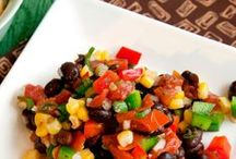 Mexican & Spanish / Recipes inspired by Mexican/Spanish dishes.