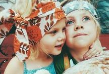 Baby & Girls head wear inspiration