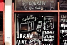 Shop Fronts / by Mandy Chan
