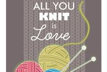 Knitted Love (Crochet, too!) / by Aimee Burke