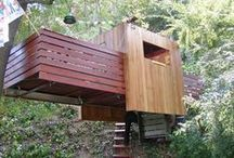 Architecture - Tree-houses / by Kathy Webb