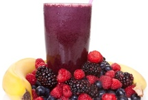 Healthy Smoothies, Drinks, Pops