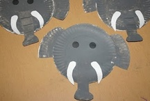 Letter E: Eggs, Elephants, & More / Preschool activities and crafts for the letter E. / by Jackie