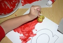 Letter A: Alligators, Apples & Ants / Preschool activities and crafts for the letter A. / by Jackie