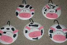 Letter C: Cars, Cows, & More / Preschool activities and crafts for the letter C. / by Jackie