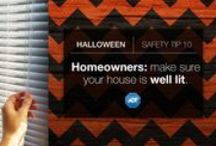 Halloween Safety Tips / by ADT