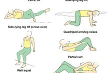 stretches and workouts