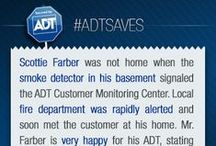 #ADTSaves / Real customer stories showing how #ADT is #alwaysthere. / by ADT