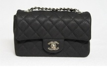 Chanel Mini Flap bag in black