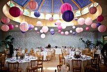 Spring, Summer & Autumn 2014 Paper Lantern Trends / Let the designers lead the way with the perfect colours for your 2014 wedding or event! Transfer Dior, Marc Jacobs and Chanel from catwalk to décor and you will be guaranteed the most stylish evening!