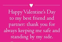 Valentine's Day 2014 / Whether your sweetheart is a pet, parent, significant other, or friend, share #ValentinesDay2014 with one you love!  / by ADT