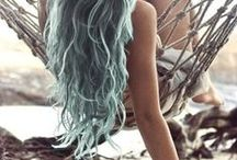 Mermadia Shoot / Makeup and styling ideas for photoshoot