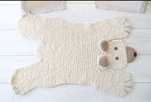 Knits for home