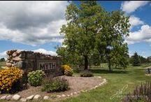 Myth Golf Course MI - JD Entertainment Weddings