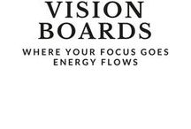 ⁰1 - Vision Boards / #PowerSheets Cultivate What Matters Vision Board Goals