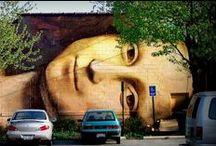 Street Art / by Kathleen Donatelle