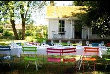patios and gardens / by Kathleen Donatelle