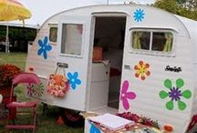 Vintage Travel Trailers / Things I think are cool...