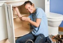 Household Tips / Cleaning, organizing & helpful tips for home owners / by Jamie Penner