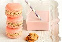 Food: Macarons / by Linda Kelso