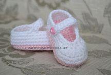 Crochet - Booties/Slippers / by Becky Hebert