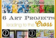 Lent/Easter / by Grace Johnston