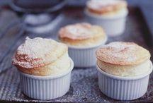 COOK : dessert / Dessert recipes  / by Jennifer M.