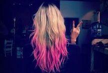 Hair / by Melony Swartz Blue