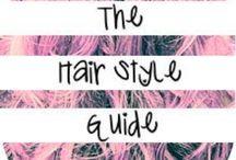 Hair & Nails / by Amanda York
