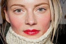 B E A U T Y / makeup & nail inspiration / by Rhiannon Langford