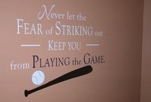 Baseball!! / by Coco Rosetti