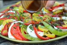Salads to love / by Three Many Cooks