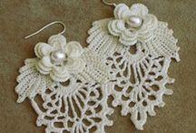 Crochet - Jewelry / by Becky Hebert