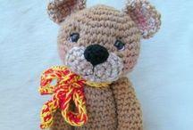 Crochet - Amigurumi / by Becky Hebert