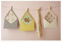 nice package / snail mail inspiration / by elisabeth effinger