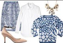 W O R K / W E A R / work wear for the working lady / by Rhiannon Langford