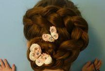 Crochet - Hair Accessories / by Becky Hebert
